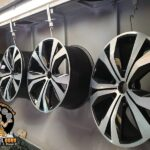 Diamond Cutting   Refurbishment Tips and How to Prevent Alloy Wheel Damage