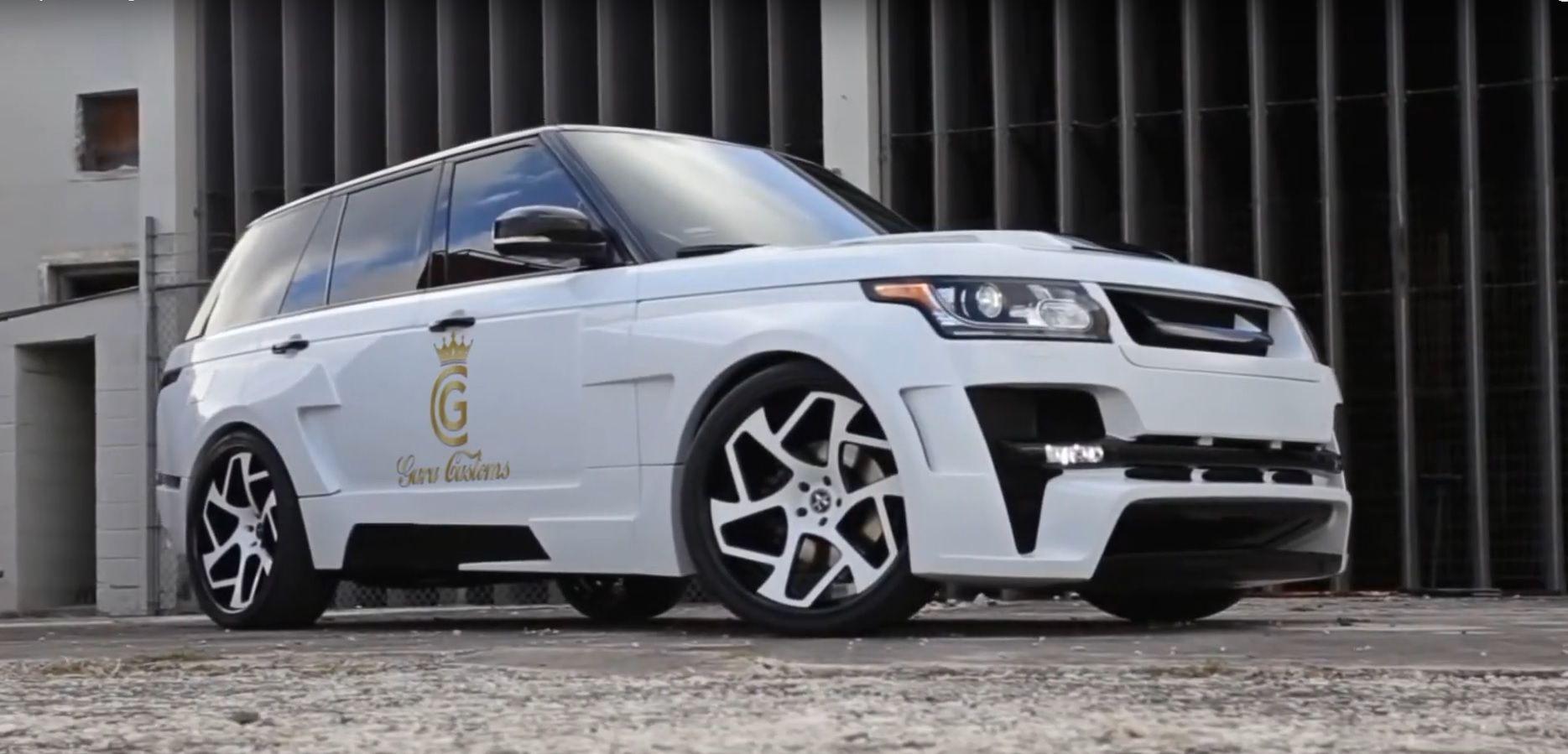 Bespoke Range Rover