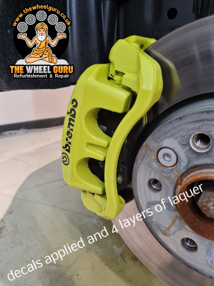 Brake Calipers 4
