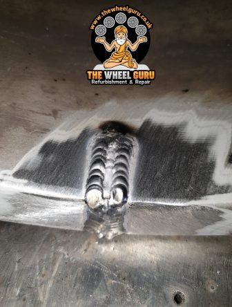 Alloy Wheel Straightening Welding